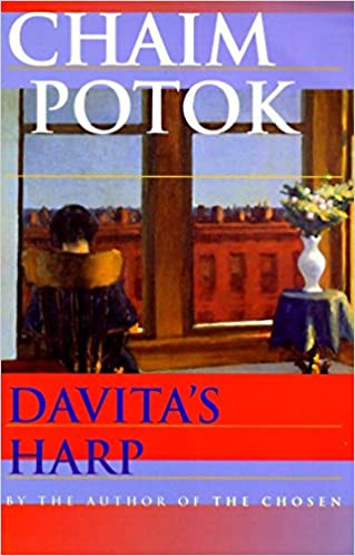 Davita S Harp A Novel Amazon Fr Chaim Potok Livres