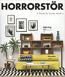 Image result for horrorstor