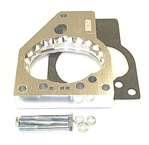 Street and Performance Electronics 38025 Helix Power Tower Plus Throttle Body Spacer 1999-2005 GM 3.8L