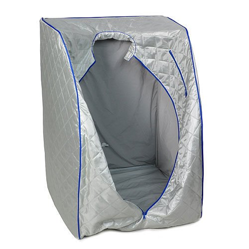 Amazon.com: Portable Therapeutic Steam Sauna Spa Detox Weight Loss, SS01:  Sports U0026 Outdoors
