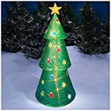 "60"" Lighted Pop-Up Christmas Tree"