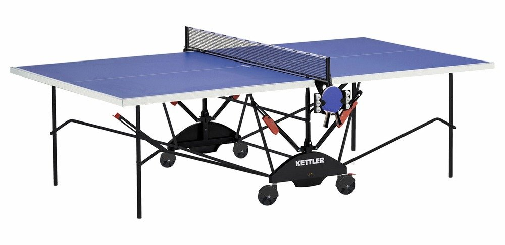 Amazon.com : Kettler Berlin Outdoor Ping Pong Table : Sports U0026 Outdoors