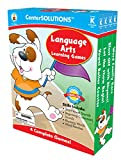 Carson-Dellosa Publishing Language Arts Learning Games, Grade K