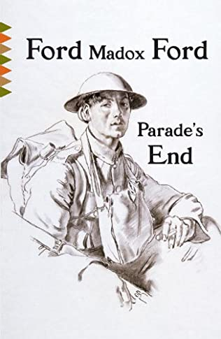 book cover of Parade\'s End