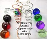 WorldaWhirl Wind Spinner Stabilizer Gazing Ball