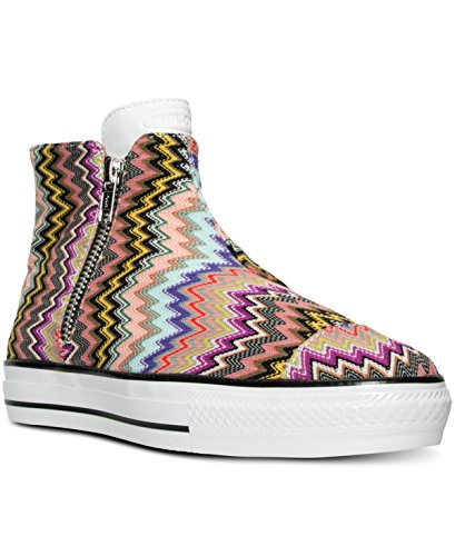 Converse Mujeres Chuck Taylor Missoni Hi Line Casual Sneakers From Finish Line