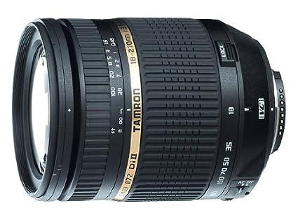 Tamron 18-270mm F/3,5-6,3 Di II VC LD ASL IF Macro Objektiv (72mm Filtergewinde) für Canon