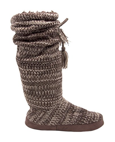 Fleece-Lined Slipper Boot Winterwear