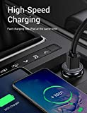 AINOPE Car Charger, 4.8A All Metal Car Charger