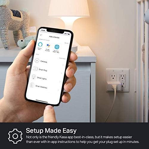 Kasa Smart  Hs103p4  Plug By Tp