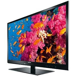 """Amazon Blitzangebote seit 14:ooUhr! Der """"37 LED Backlight TV, Toshiba mit 94 cm und Full HD, 100Hz, DVB T/ C/ S/ S2, CI+ in schwarz. inkl. Versand jetzt:  579,99€"""