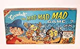 Vintage Screwball The Mad Mad Mad Game - 1960 Edition