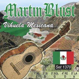 Martin Blust juego de cuerdas Vihuela de mexicana 1370