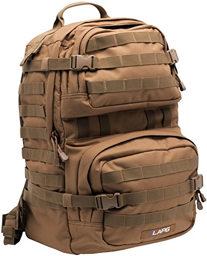 LA Police Gear 3 Day Tactical Backpack 2 0 - Import It All