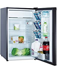 Avanti Model RM4416B - 4.4 CF Counterhigh Refrigerator - Black - 4.40 ft³ - Manual Defrost - Reversible - 4.40 ft³ Net R