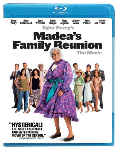 Madea's Family Reunion (film) [Blu-ray]