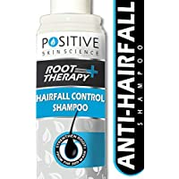 POSITIVE Root therapy Plus+ Hair fall Control Shampoo | Strengthen Roots from 3rd Wash - 100 ML