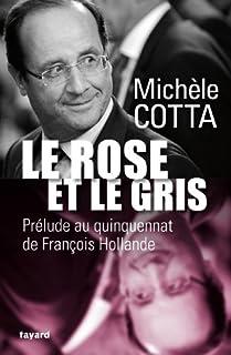 Le rose et le gris : prélude au quinquennat de François Hollande, Cotta, Michèle