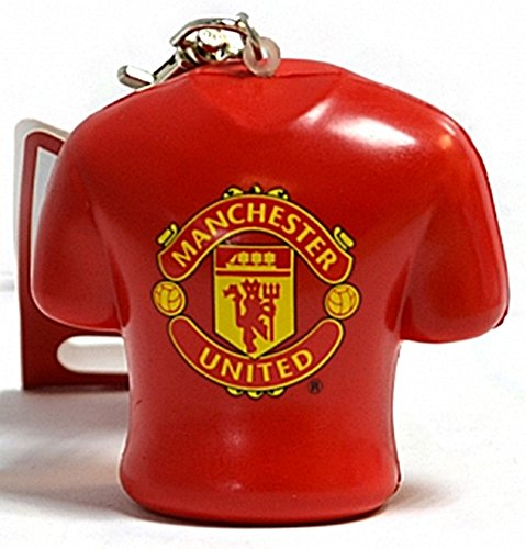 Manchester Utd FC Crest Entspanung PVC Schlüsselanhänger (bb)