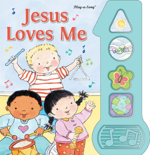 Jesus Loves Me Play-a-Song Book