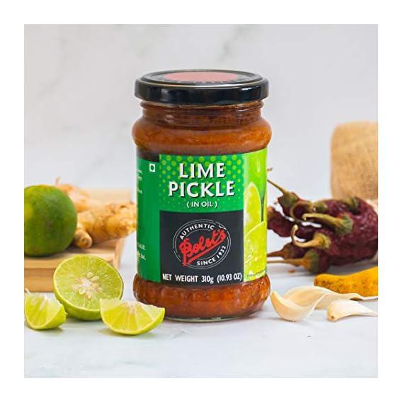 Bolsts Lime Pickle, 310 Grams