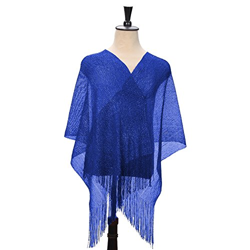 accessories for a royal blue dress - 4