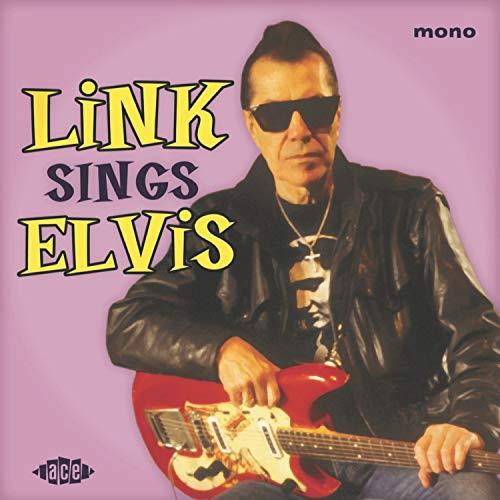 Album Art for Link Sings Elvis by Link Wray