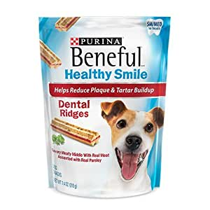 Amazon.com : Beneful Healthy Smile Dental Dog Snacks