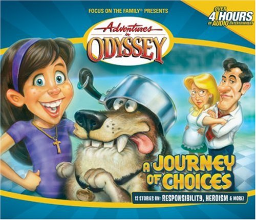 Journey Of Choices (Adventures in Odyssey #20) by Brand: Tyndale Entertainment