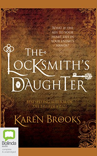 The Locksmith's Daughter by Bolinda Audio