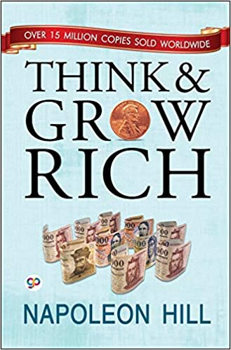 Think and Grow Rich (Hardbound Delux Edition) Hardcover