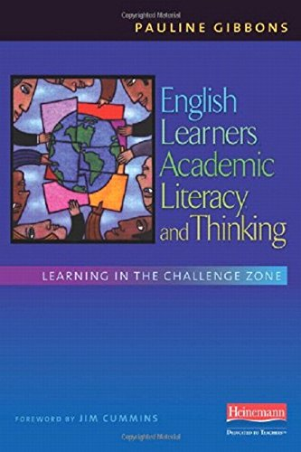 Pdf Teaching English Learners, Academic Literacy, and Thinking: Learning in the Challenge Zone