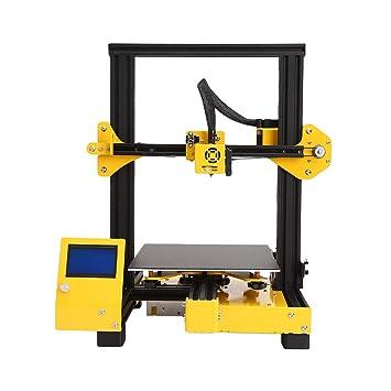 Impresora 3D Impresora 3D Kit de Bricolaje Metal Completo ...