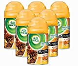 Air Wick Freshmatic Automatic Spray Air Freshener Refill, National Park Collection, Acadia, 6.17 Ounce, 6 Pack