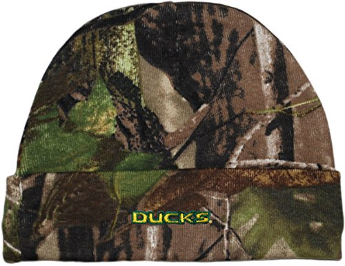 - Oregon Ducks Newborn Baby Knit Cap