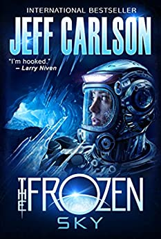 The Frozen Sky (the Europa Series Book 1) by [Carlson, Jeff]