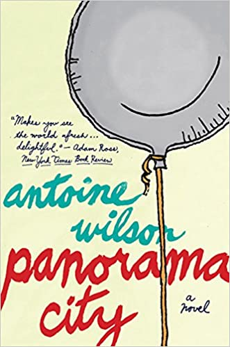 Panorama City Book cover