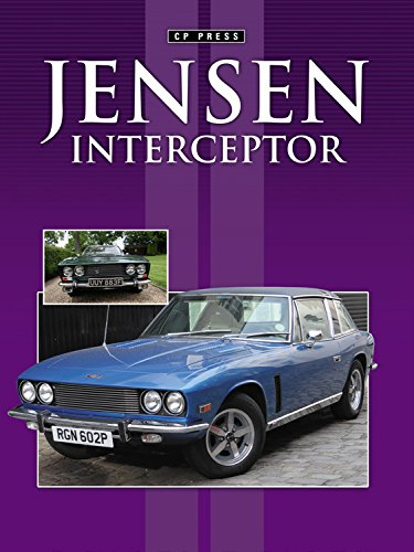 Jensen Interceptor - 6