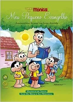 Meu pequeno evangelho - Turma da Mônica - 9788583530206