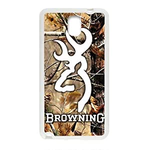 Autumn scenery Browning Cell Phone Case for Samsung Galaxy Note3