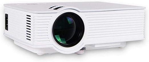 YSCCSY Proyector GP9 GP-9 Mini Proyector LCD 800x480 píxeles ...