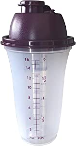Tupperware Quick Shake Purple