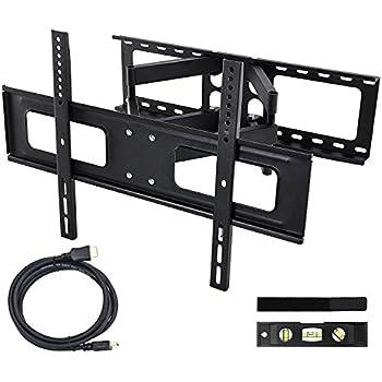 Amazon Com Happyjoy Heavy Duty Dual Articulating Arm Tv