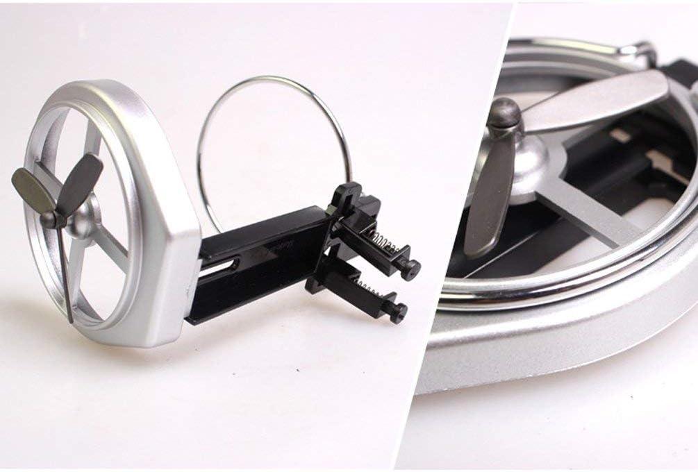 ZOOENIE Getr/änkehalter Air Cooler//Heater Becherhalter f/ür die L/üftung Schwarz Klappbar Dosenhalter Flaschenhalter Dosen Halterung