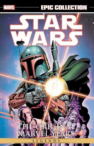 Star Wars Legends Epic Collection: The Original Marvel Years Vol. 4 (Star Wars Omnibus Marvel Years)