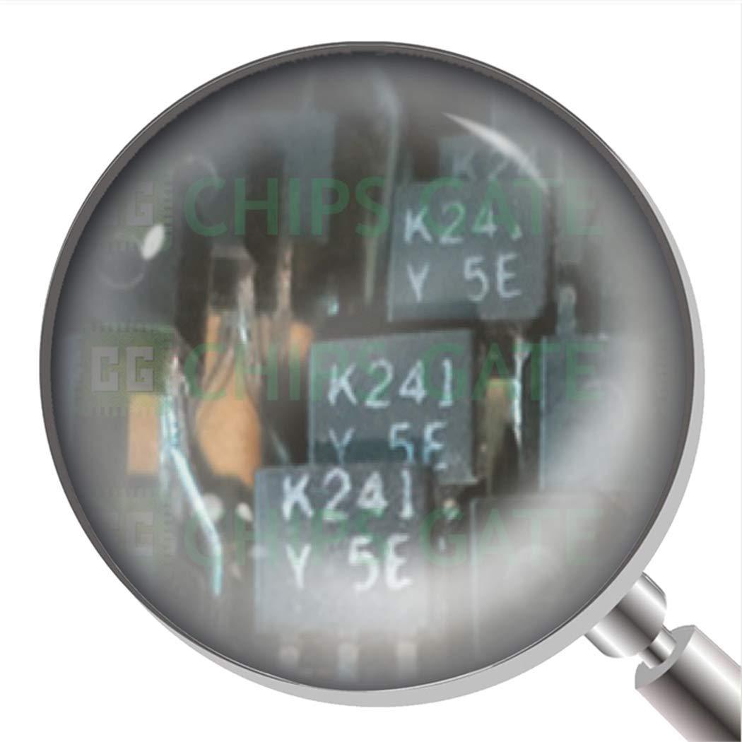 15PCS MOSFET Transistor Toshiba TO-92S 2SK241-Y K241-Y