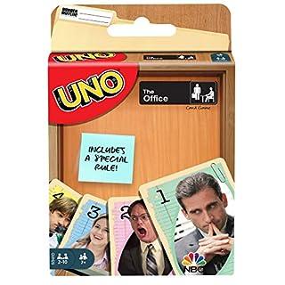 Mattel Games UNO The Office, Multi