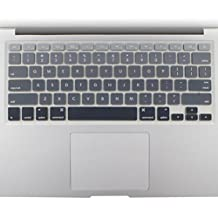 """All-inside Grey Ombre Color Keyboard Skin for MacBook Pro 13"""" 15"""" 17"""" (with or without Retina Display) / MacBoook Air 13"""""""