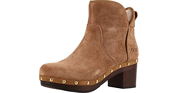 5ae79ca9990 UGG Women's Cam II Chestnut Boot 9 B (M): Amazon.com