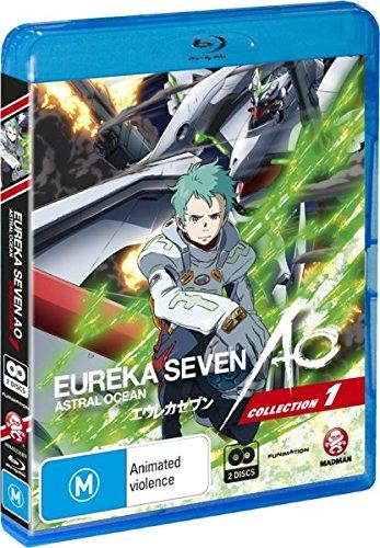 Eureka Seven - AO : Collection (Eureka Collection)